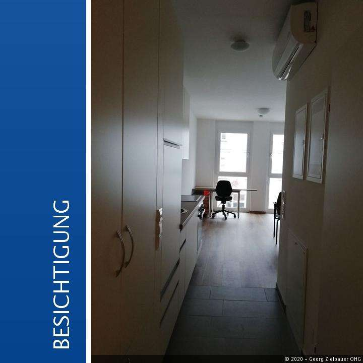 Wiener Neustadt -moderne 1-Zimmerwohnung in der Innenstadt