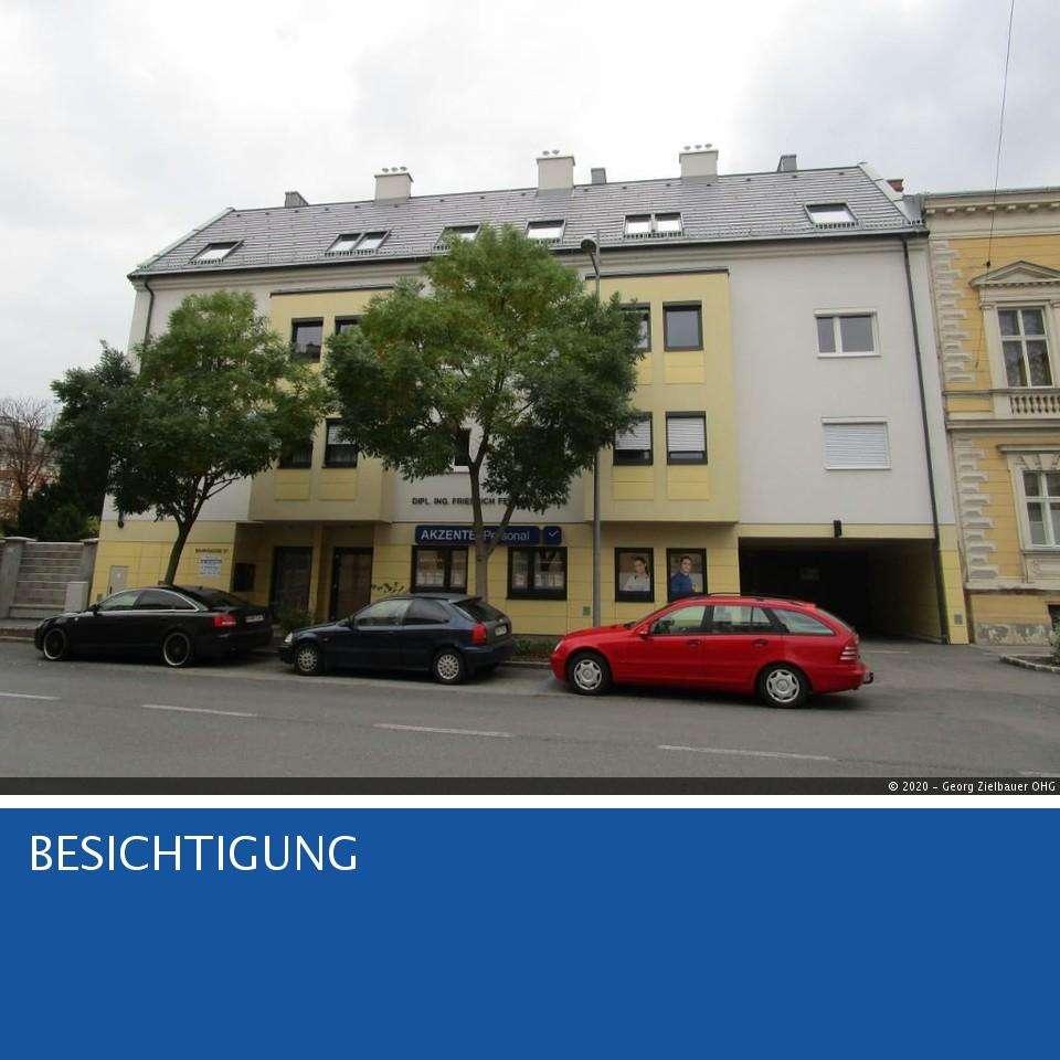 Wiener Neustadt - schöne 1-Zimmerwohnung Nähe Bahnhofsplatz