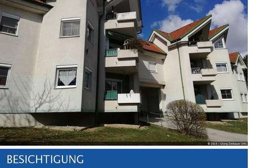 Pöttsching - helle Eigentumswohnung mit Loggia