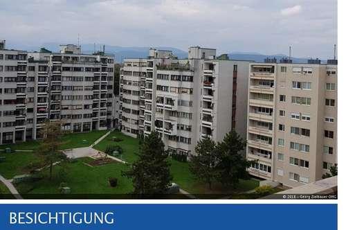 Wiener Neustadt - helle 3-Zimmerwohnung mit großer Loggia