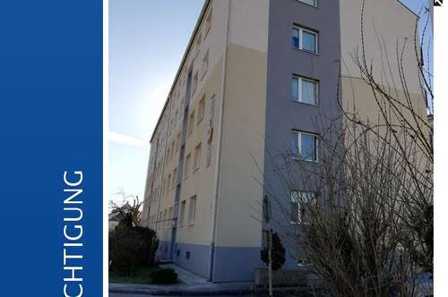Wiener Neustadt - nette 2-Zimmerwohnung mit Balkon