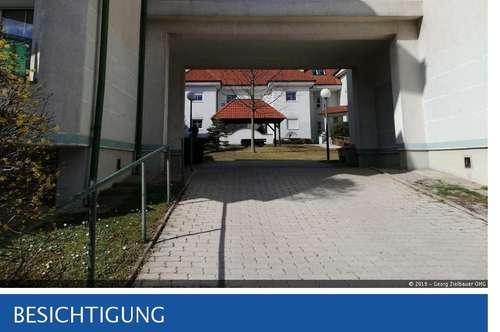 Pöttsching - möblierte 3-Zimmerwohnung mit Loggia