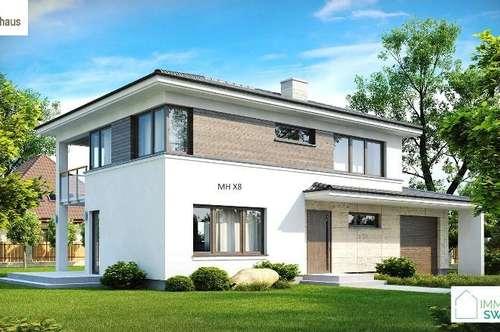 B Eisenstadt - Traum Lage - Top modernes Einfamilienhaus Belags-fertig mit Garage!
