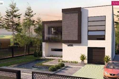 7111 Parndorf - Top modernes Einfamilienhaus Schlüsselfertig mit Garage!
