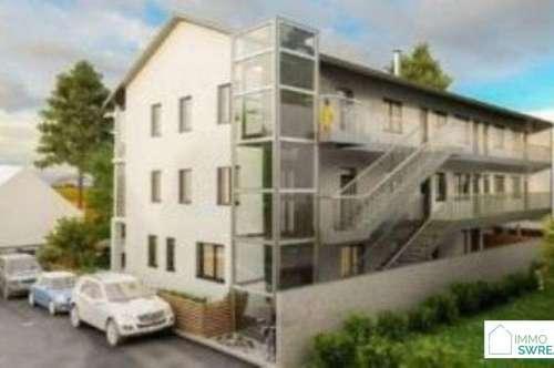 B. Mörbisch - Erstbezug -Wohnung mit Balkon und tollen Seeblick!
