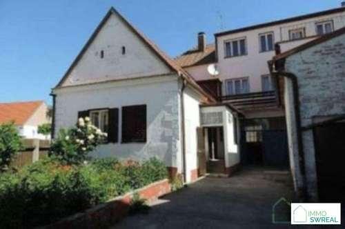 A Mörbisch - 2 Häuser auf einen Grund mit Gewölbekeller!