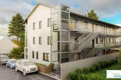 A. Mörbisch - Erstbezug Erdgeschosswohnung mit teilweisen Seeblick!