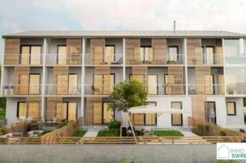 A. Mörbisch - Erstbezug -Wohnung mit Balkon und tollen Seeblick!