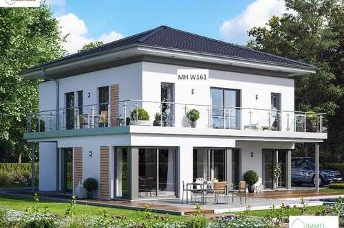 B. Eisenstadt - Traum Lage - Top modernes Einfamilienhaus Belags-fertig mit Garage!