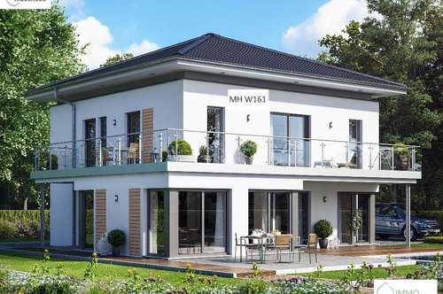 A Ebreichsdorf - Top modernes Traum Haus mit Garage !