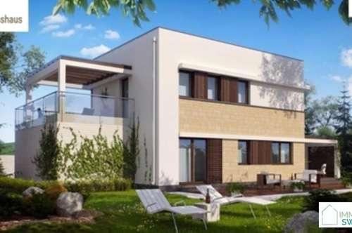 A Mattersburg - Walbersdorf - Top Modernes Einfamilienhaus Belags-fertig in Ruhe Lage!