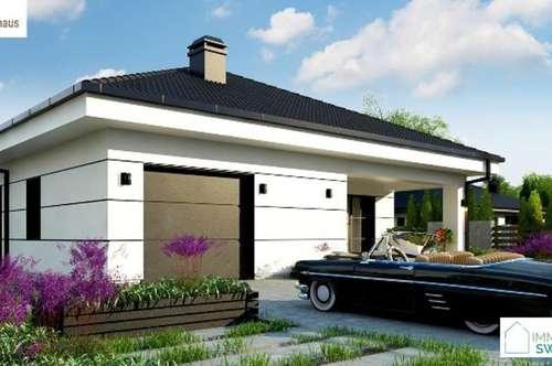 A Unterschützen - Top moderner Bungalow mit Grundstück Belags-fertig!
