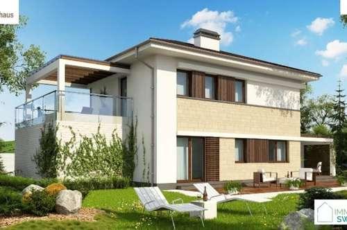 A Unterschützen - Top modernes Einfamilienhaus Belags-fertig!