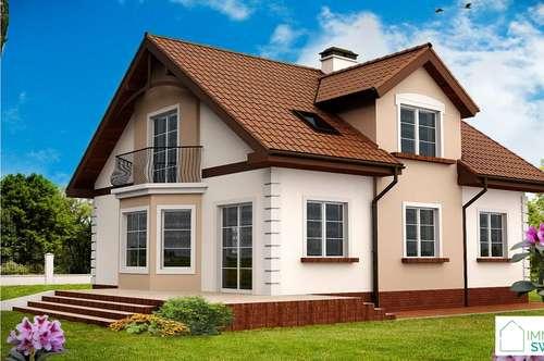 A Bruckneudorf - Top Modernes Landhaus Belags-fertig mit Garage und Grundstück in Ruhe Lage!