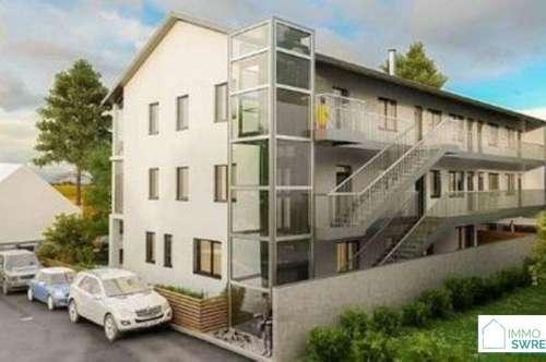 A Mörbisch - Erstbezug Erdgeschosswohnung mit teilweisen Seeblick!