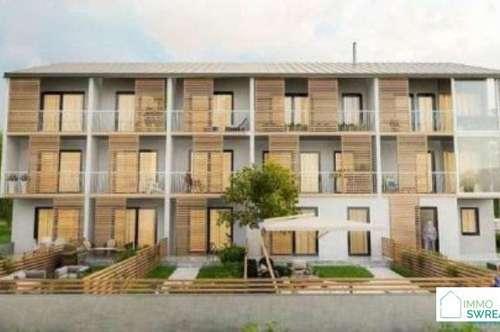 A Mörbisch - Erstbezug -Wohnung mit Balkon und tollen Seeblick!