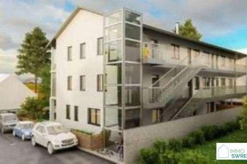 B Mörbisch - Erstbezug Erdgeschosswohnung mit teilweisen Seeblick!