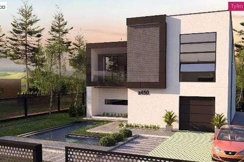 Verkauft - Top modernes Einfamilienhaus in Ruhelage von Purbach!