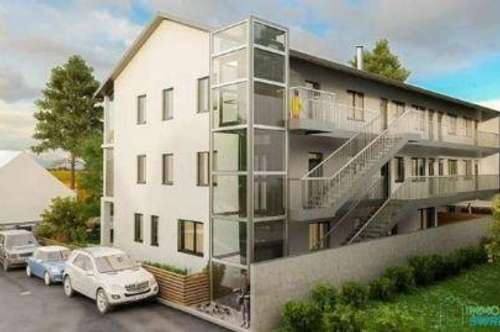 Mörbisch - Erstbezug - Erdgeschosswohnung mit Terrasse und teilweisen Seeblick!