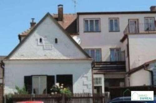 B Mörbisch - 2 Häuser auf einen Grund mit Gewölbekeller!