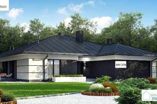 B Neusiedl - Top Moderner Bungalow mit Doppelgarage Schlüsselfertig in Ruhe Lage!
