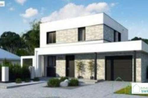 B Wulkaprodersdorf - Top Modernes Einfamilienhaus mit Garage Schlüsselfertig!