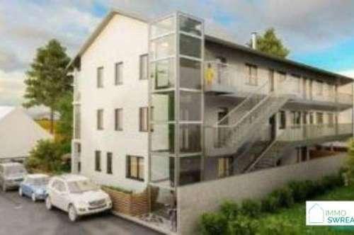 B Mörbisch - Erstbezug -Wohnung mit Balkon und tollen Seeblick!