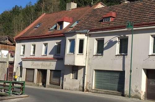 Großes Mehrfamilienhaus in Furth an der Triesting mit 400m² Wohn/ Nutzfläche