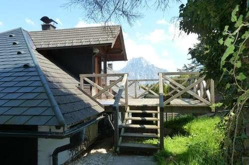 Mühlbachberg: Ruhige Dachgeschoßwohnung mit Garten im Privathaus!