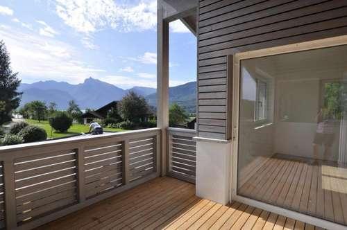 Erstbezug! Geschmackvolle 3-4 Zi-Dachgeschoß-Wohnung mit Panoramablick