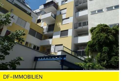Sonnige, ruhig gelegene 2 Zimmer-Wohnung mit Südbalkon und Hausgarage