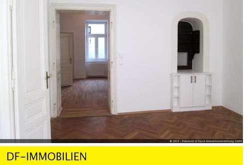 Geräumige und renovierte 2-Zimmerwohnung Nähe Volksoper!