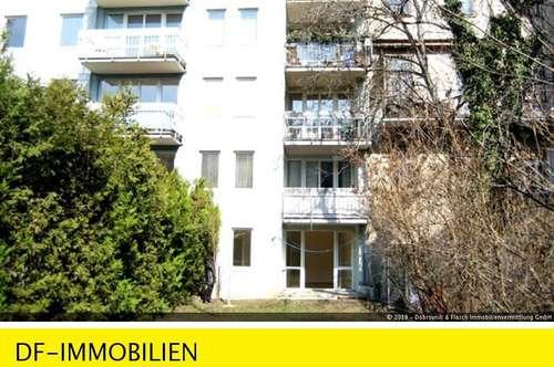 Balkonwohnung Nähe Rosensteingasse mit Grünblick!