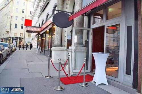 Kleine Bar in Top-Frequenzlage (Geschäftsübernahme)