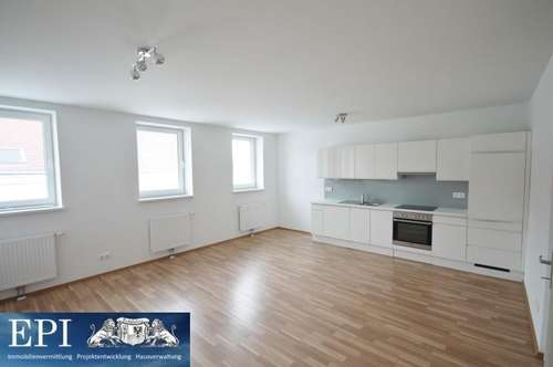 Sonnige Dachwohnung (3 Zimmer)