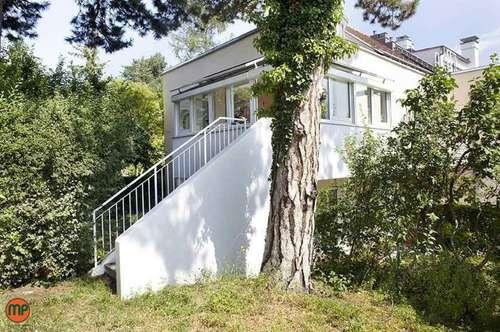 traumhafte Maisonette mit Balkon und Dachterrasse sowie kleinem Garten
