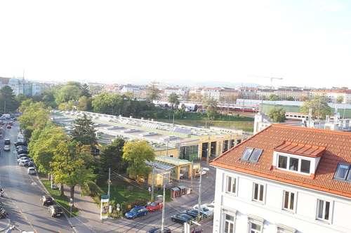 4 Zimmer mit tollem Ausblick bei Schönbrunn