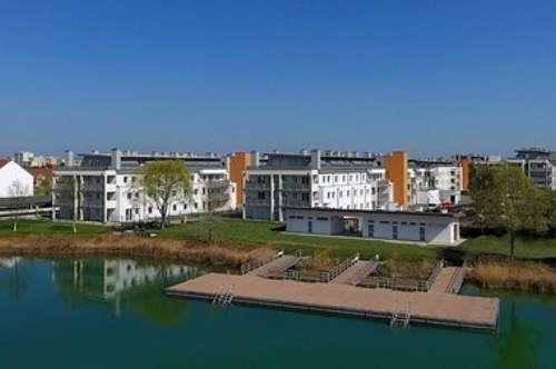 ERSTBEZUG - Wunderschöne 2-Zimmer-Erdgeschoss-Wohnung mit westseitigem Garten
