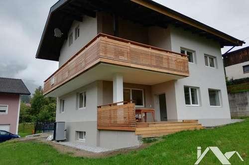 Breitenbach: Kernsanierte 3-Zimmer-Gartenwohnung im Erstbezug ab sofort zu vermieten.