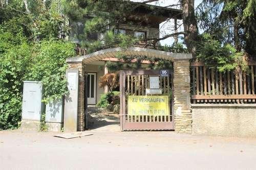 Schöne Ruhelage++Terasse +mit einem großartigen Ausblick ++goßer Garten