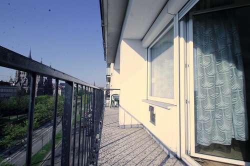 ** Wunderschöner Weitblick ** 2 Zimmer Wohnung ** NEUBAU ** 1060 WIEN ** 2 Balkone ** WFL.-63m² **