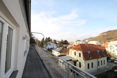 ** TOP Anbindungen ** 80m² Penthouse ** Dachterasse 20m² ** nähe Donauinsel/Badeteich **