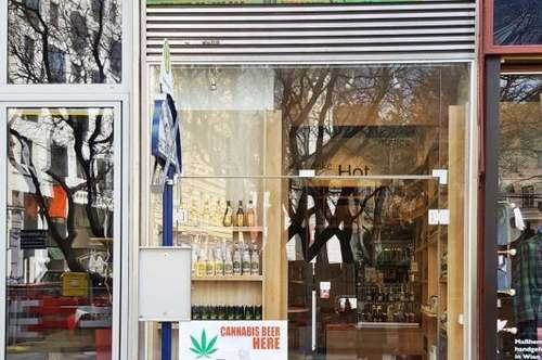Nähe Albertinaplatz - TOP Standort - Kleines Geschäftslokal - gegen Investablöse zu Verkaufen!