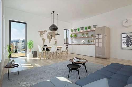 TOP Apartments mit Balkone und Terrassen Erstbezug! (Kurzvermietung erlaubt) ++Nähe Naschmarkt & Maria H.Straße! (Neue U2/U5)