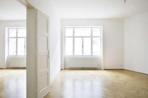 ++ ENTZÜCKENDE 3-Zimmer sehr helle ALTBAUwohnung mit mini Balkon - Unbefristet und Grün!  Gepflegtes Haus in Rathaus Nähe!