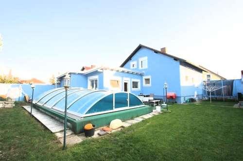 ++GRUND 563 m²++ 8,0 km entfernt 1210 Wien++Schwimmbecken!!!!!++ Einfamilienhaus, 6 Zimmer++ 100m Nähe Schnellbahn