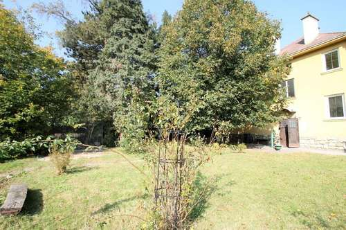 +Garten 500m²+ +Ein-/Mehrfamilienhaus 155m² Wfl. 8 Zimmer, Balkon + Sauna