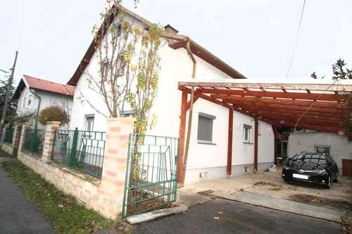 ++Voll UNTERKELLERT++Garten 350 m²++Wfl.150 m²++Terrasse 42 m² ++