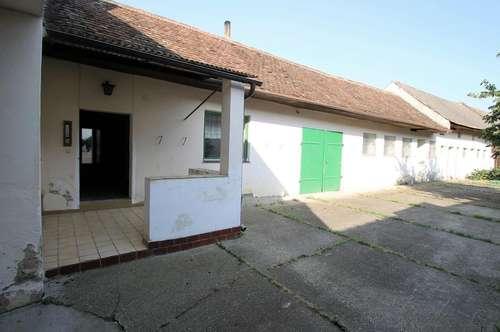 +Bauernhof  150m² Wfl mit Stallungen und Innenhof+1700m² Grundstück+