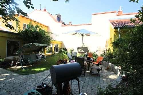 +Modern eingerichtetes Einfamilienhaus mit Nebenhaus+Riesiger Garten+